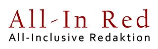 Logo von All-In Red All-Inclusive Redaktion Freya und Dr. Benjamin Kettner